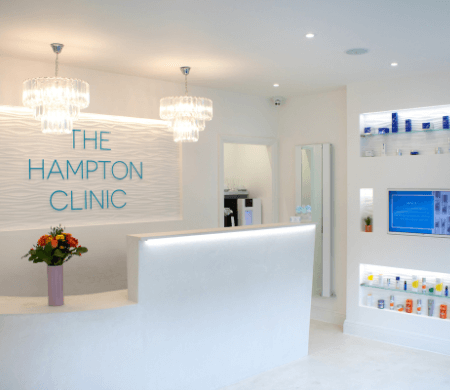 clinic reception